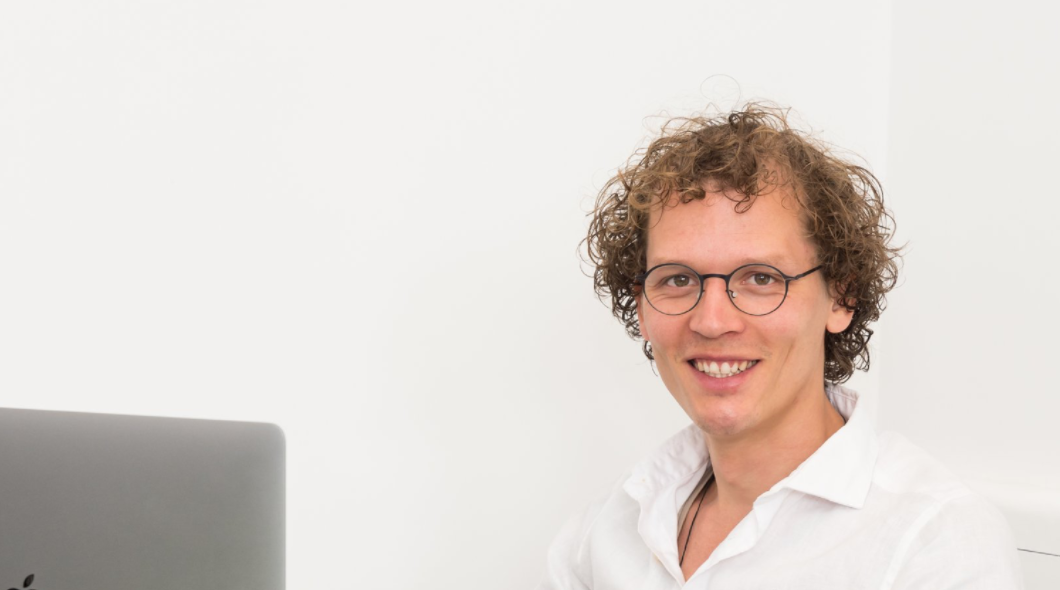 Rogier ontwikkelt LOB-lesmateriaal voor LesLab