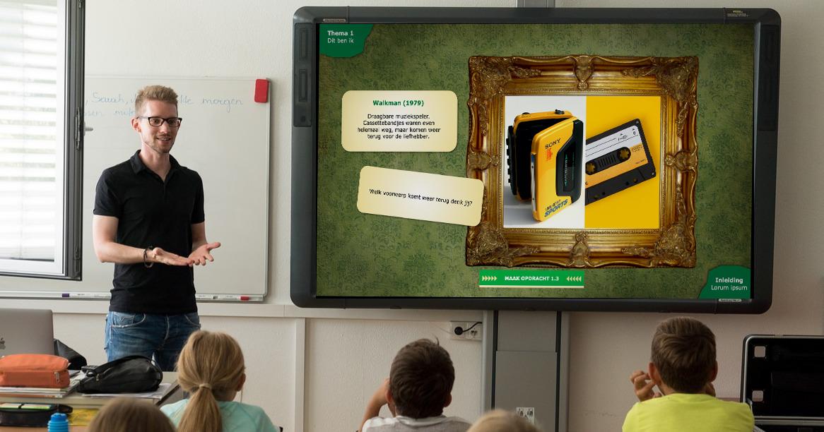 Proeftuin presentaties